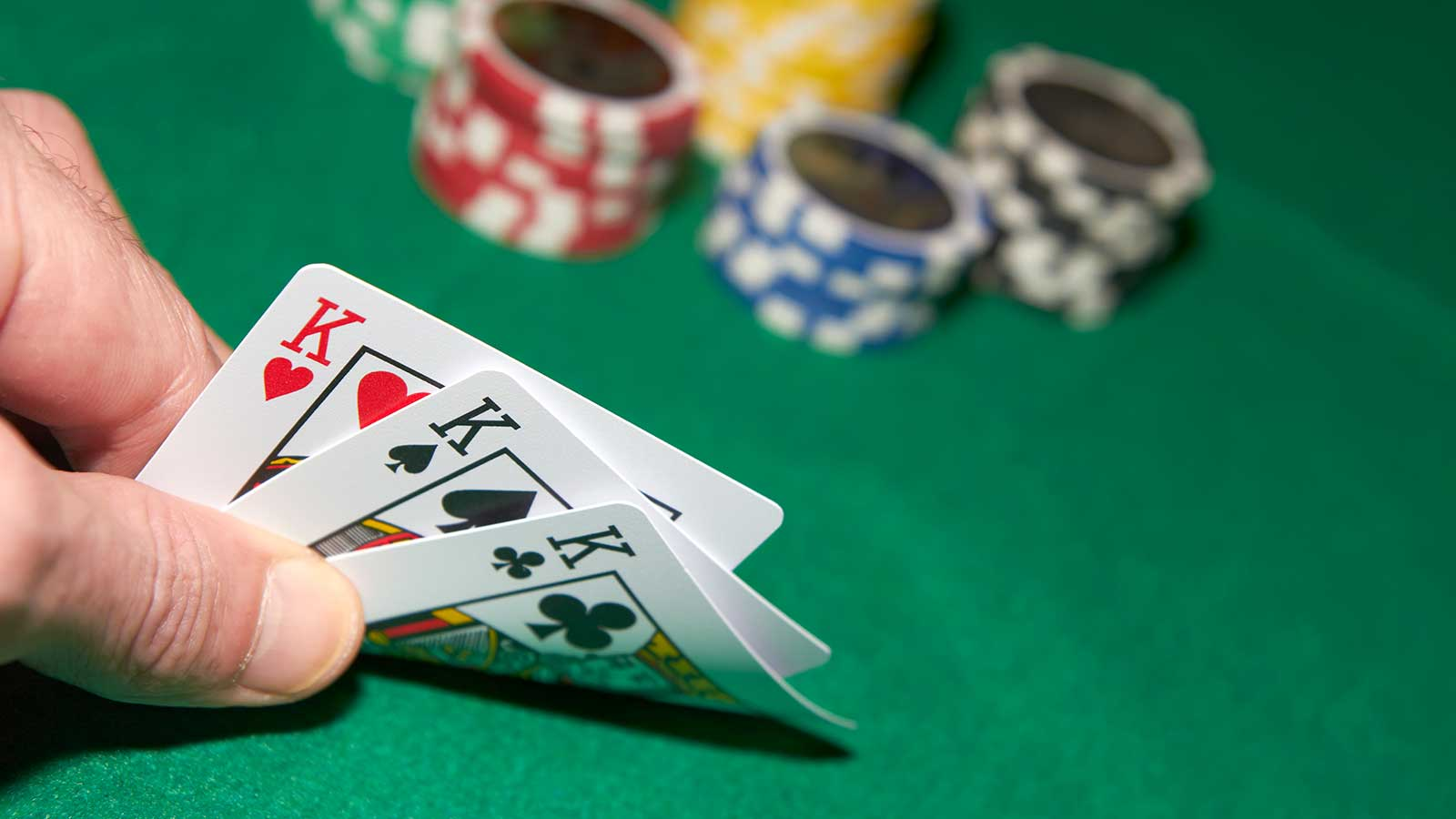Kombinasi Tiga Kartu Blackjack