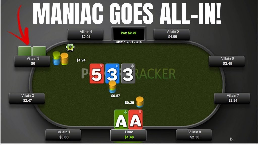 Bagaimana Mengatasi Dangerous Poker