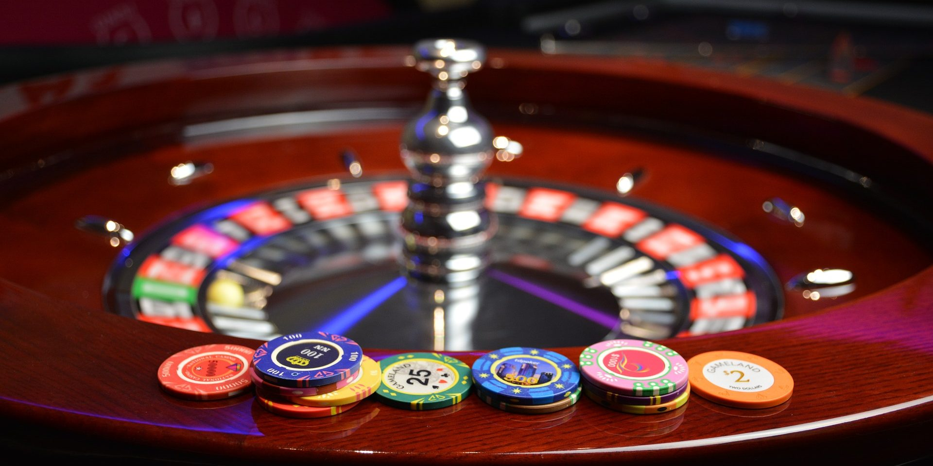 Asal-usul Game Roulette