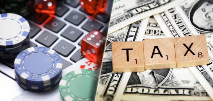 How Online Casino Tax