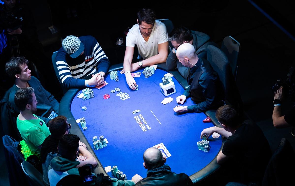 Advantage Texas Hold'Em Tournament