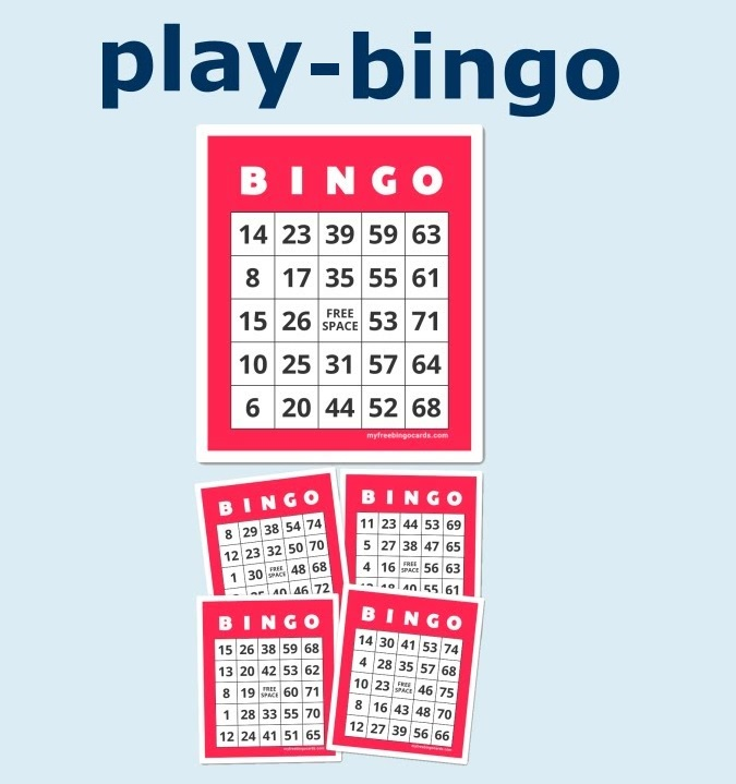Consider Playing Bingo Online