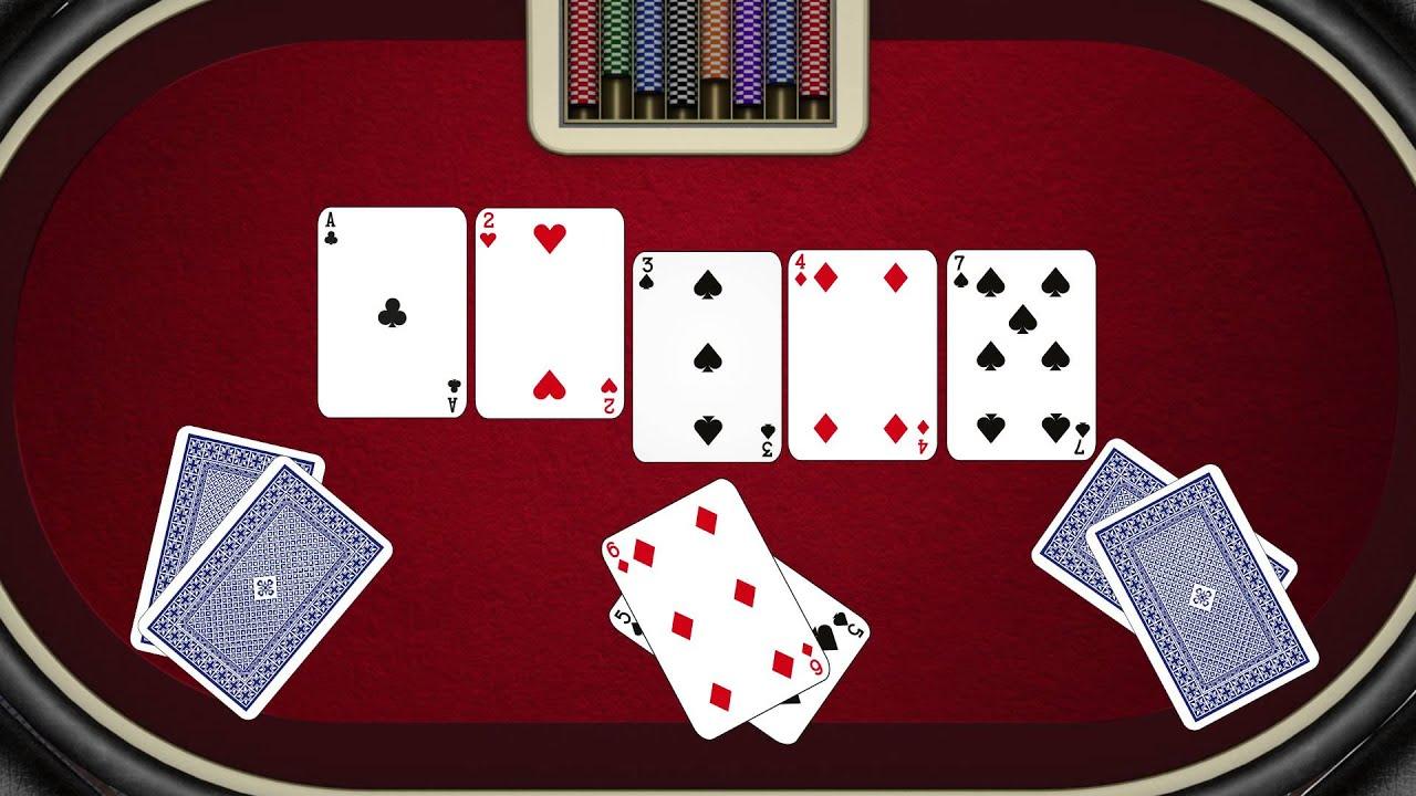 Singkat Tentang Texas Hold'em